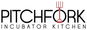 Pitchfork Incubator Kitchen Logo
