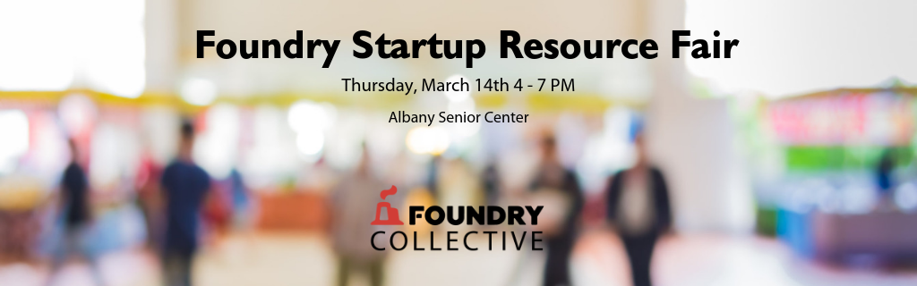 Albany Foundry Startup Resource Fair